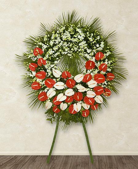 Bouquet de fleurs Elegante corona