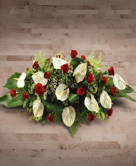Bouquet de fleurs Intenso addio