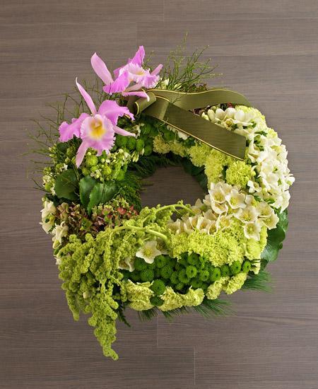 Bouquet de fleurs Delicato addio