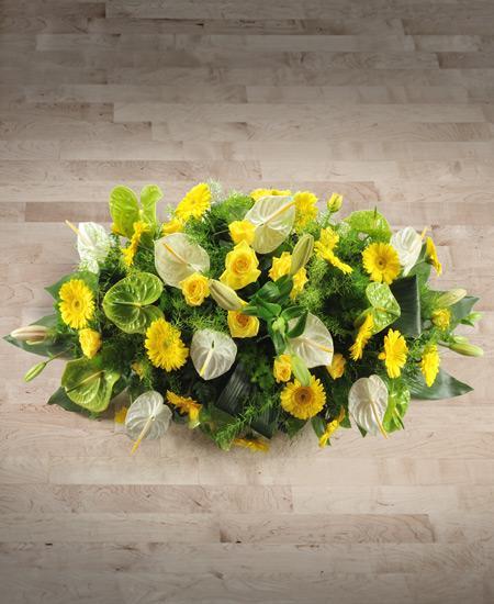 Bouquet de fleurs Raffinato pensiero
