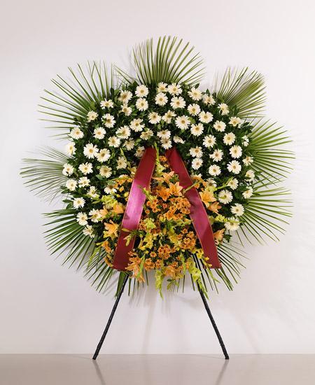 Bouquet de fleurs Corona con gerbere