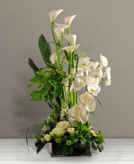 Bouquet de fleurs Cezanne