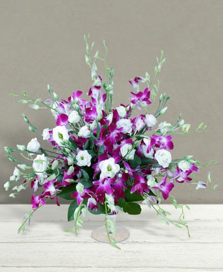Bouquet de fleurs Mozart