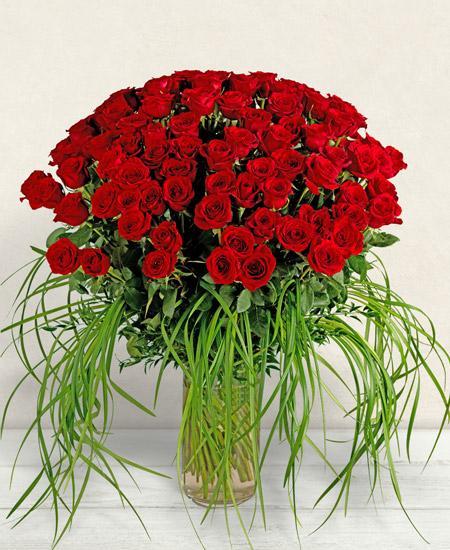 Bouquet de fleurs Rousseau