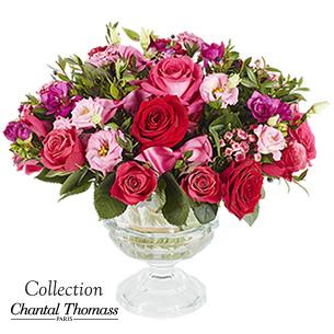 Bouquet de fleurs Audacieuse Anniversaire