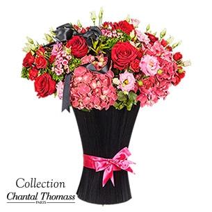 Bouquet de fleurs Impertinente Anniversaire