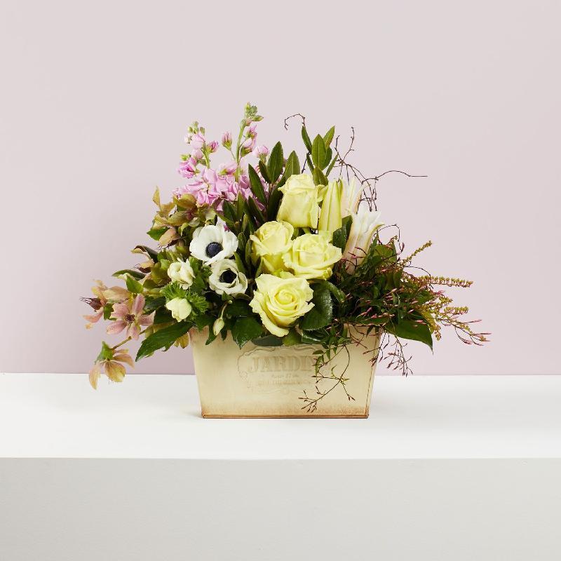 Bouquet de fleurs Country Garden Arrangement