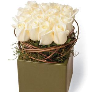 Bouquet de fleurs Rosa Botanica