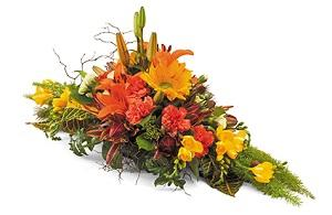 Bouquet de fleurs Piping Hot