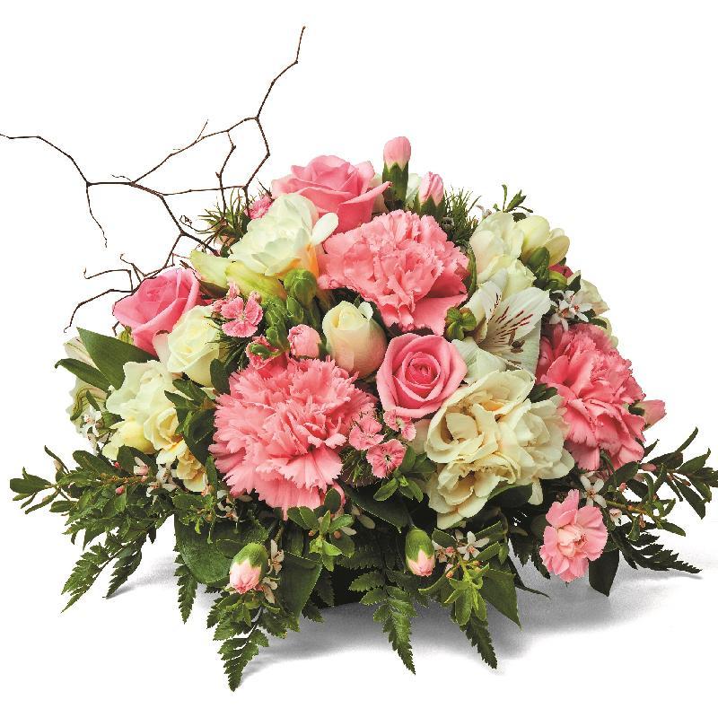 Bouquet de fleurs Duchess