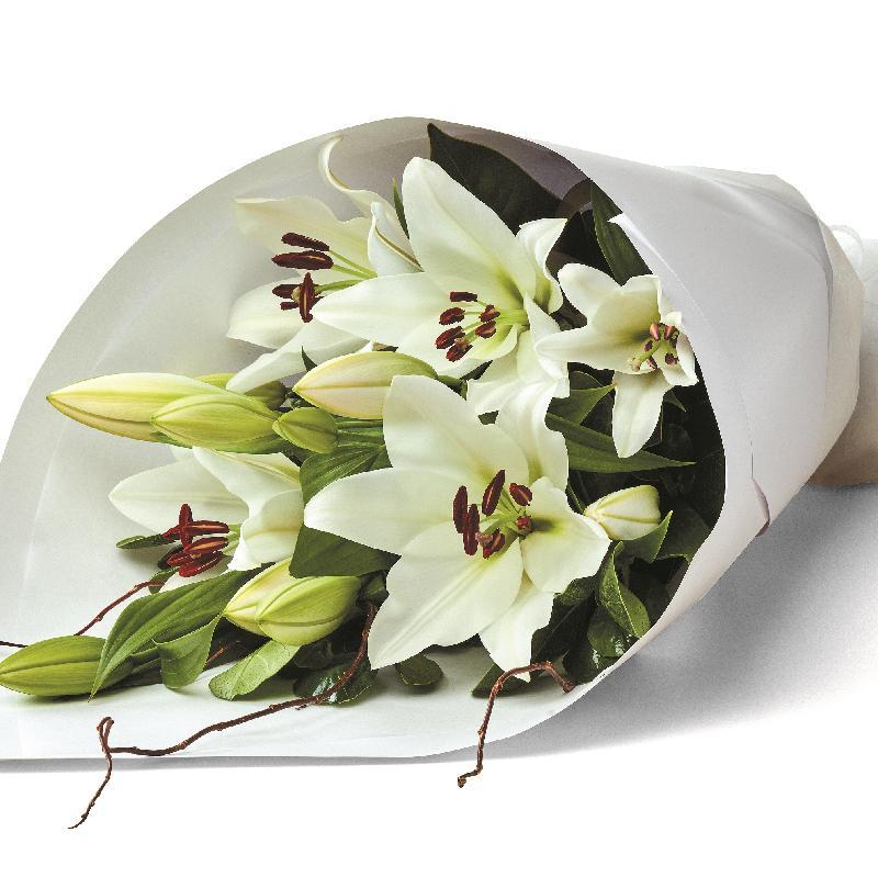 Bouquet de fleurs Simplicity