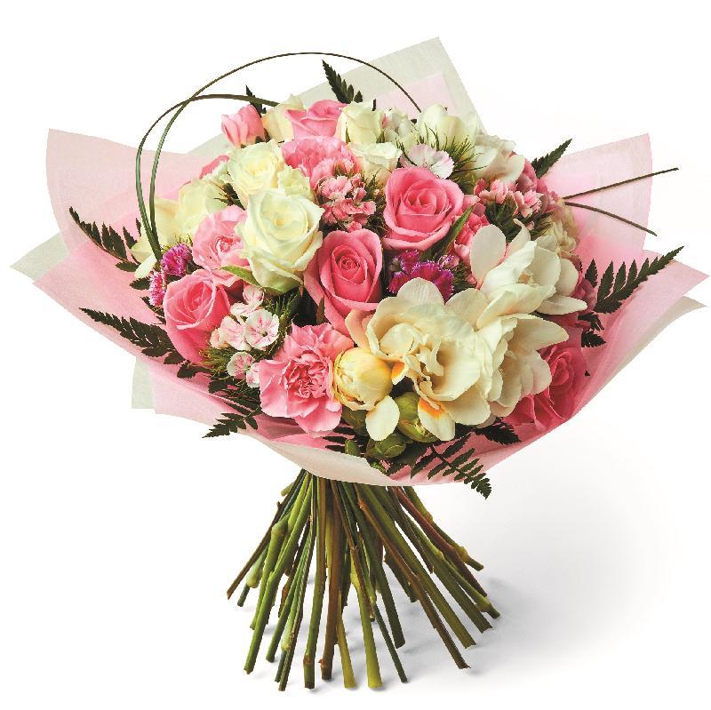 Bouquet de fleurs Sweetie