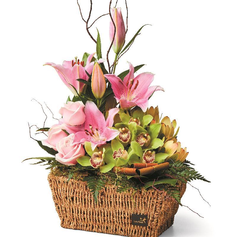 Bouquet de fleurs Weaving Magic