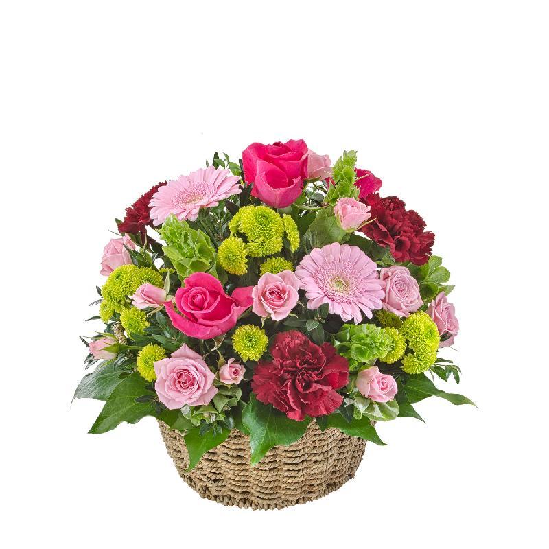 Bouquet de fleurs Mystery