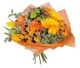 """Bouquet de fleurs Bouquet """"Orange Mood"""""""