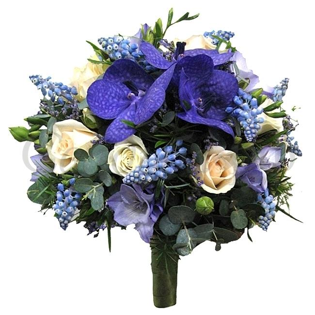 """Bouquet de fleurs Bouquet """"Blue-Eyed Girl"""""""