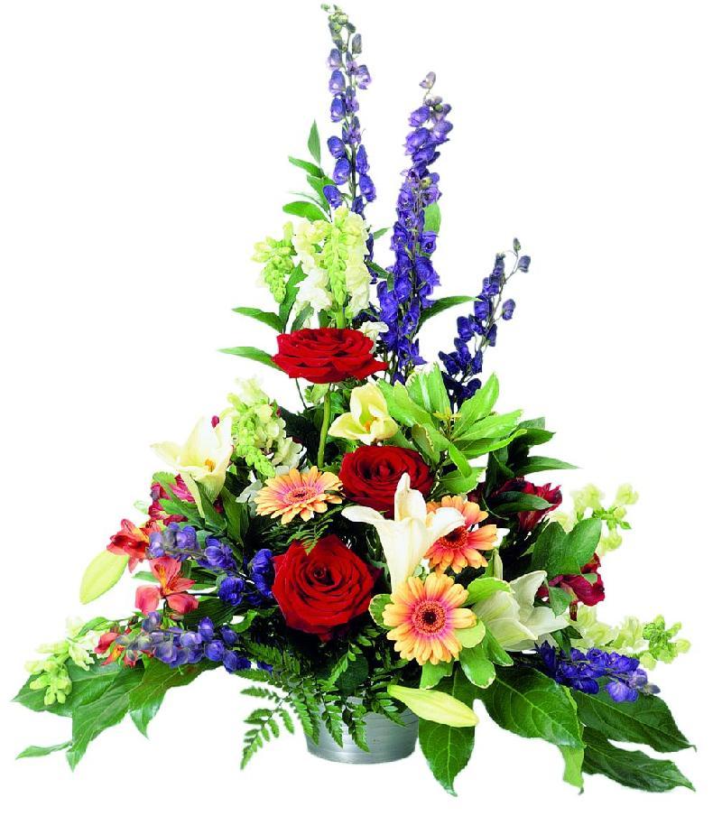 Bouquet de fleurs Festive Symphony