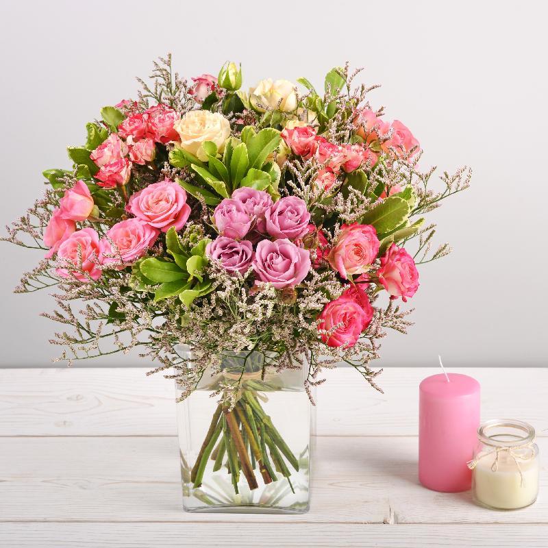 Bouquet de fleurs Flower Waltz