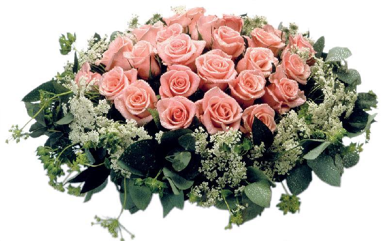 Bouquet de fleurs null
