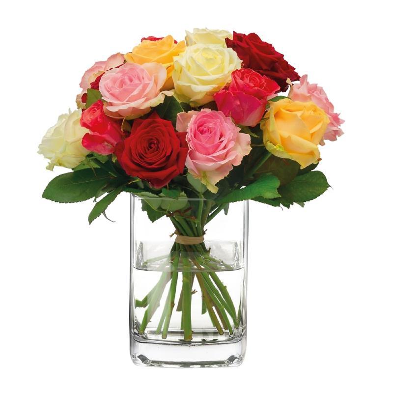 Bouquet de fleurs Affection - Mixed Roses