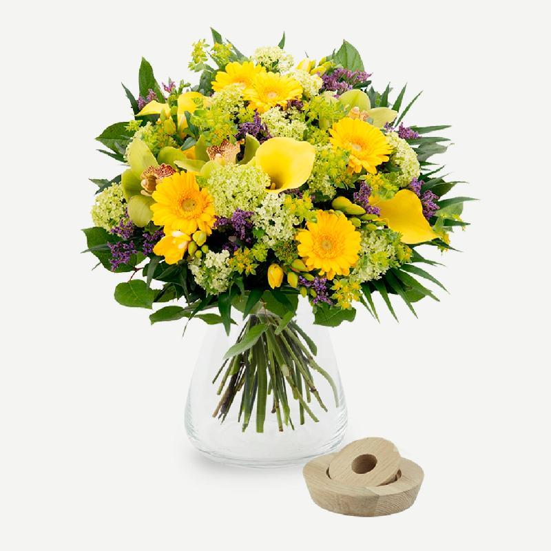Bouquet de fleurs Janet