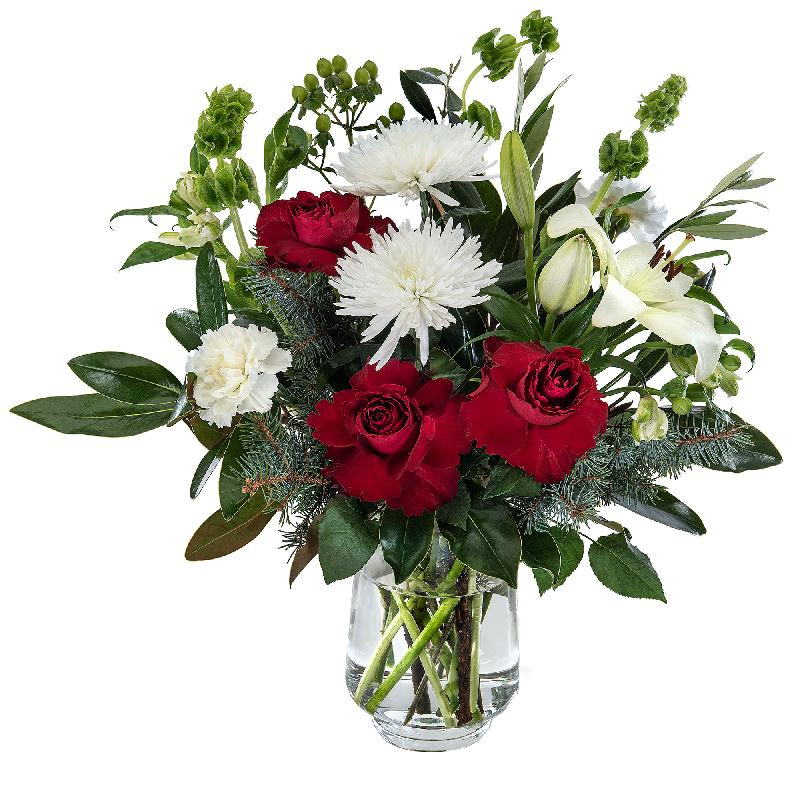Bouquet de fleurs Rhapsody