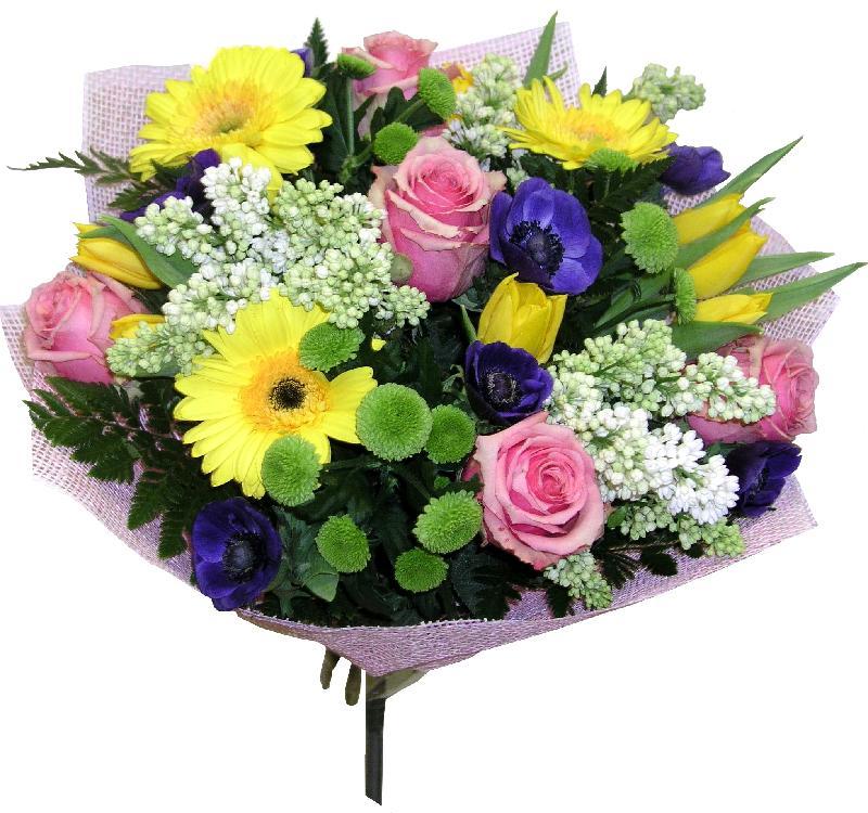 """Bouquet de fleurs Bouquet """"Palette"""""""
