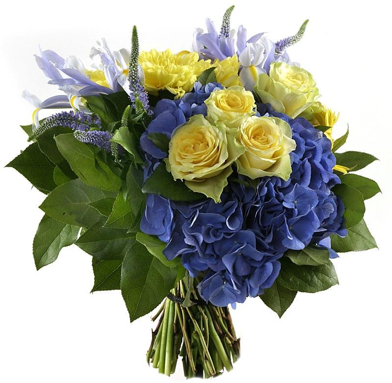 Bouquet de fleurs Silence in the Evening