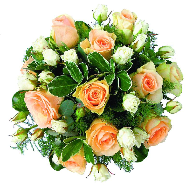 Bouquet de fleurs Romantic Rendezvous