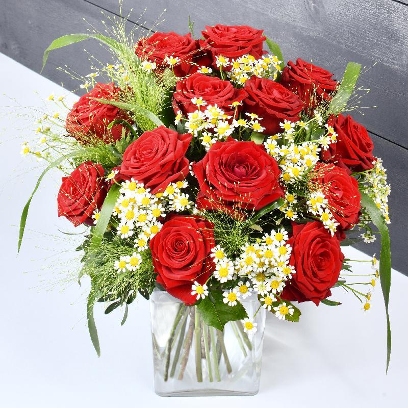 Bouquet de fleurs Tender Feelings