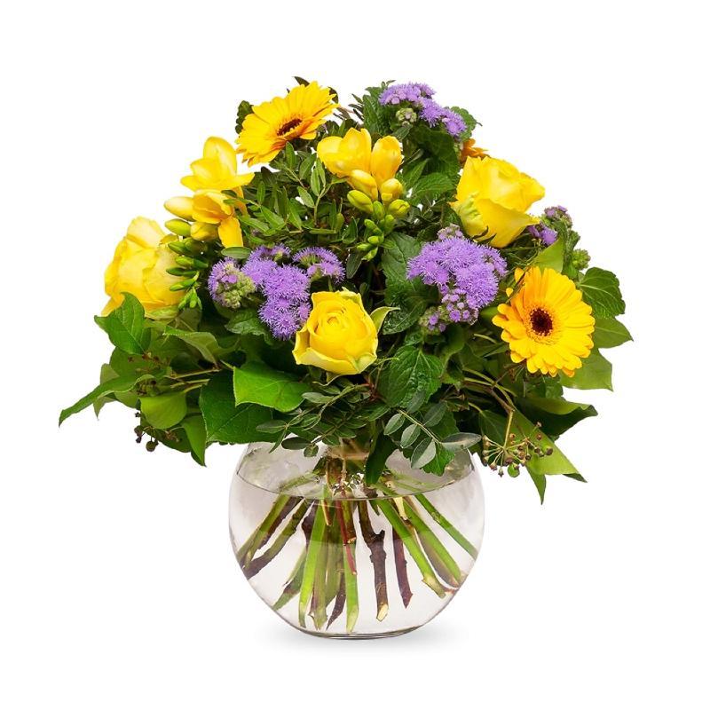 Bouquet de fleurs Flower Mood