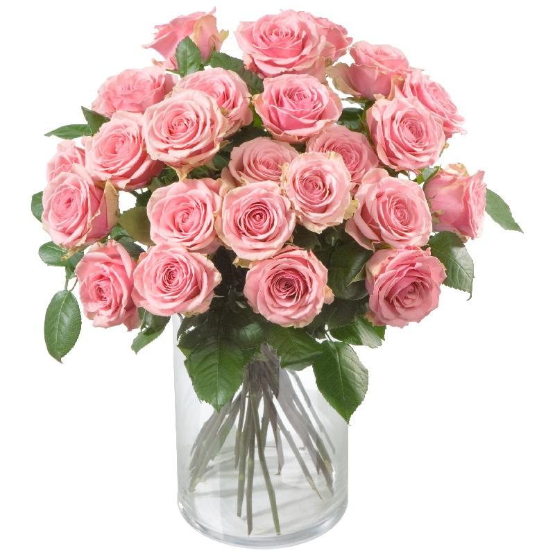 Bouquet de fleurs Bunch of Pink Roses