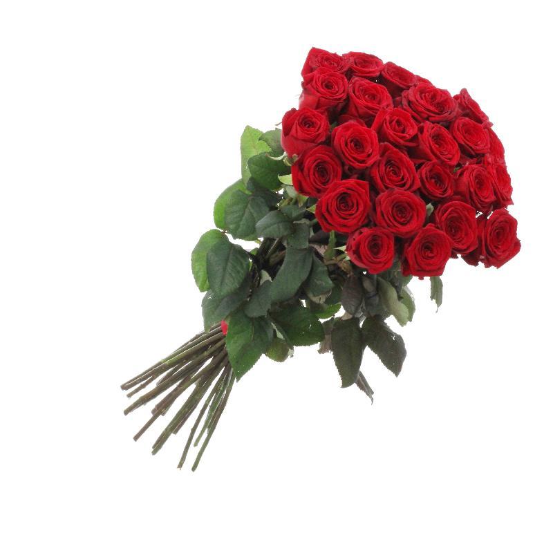 Bouquet de fleurs Bunch of 21 Red Roses
