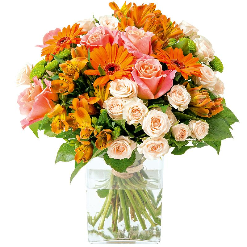 Bouquet de fleurs Cheerful