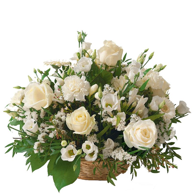 Bouquet de fleurs Snow White Arrangement