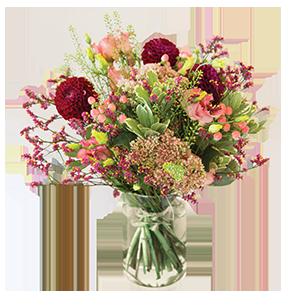 Bouquet de fleurs Tendre septembre