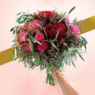 Bouquet de fleurs Tendre Septembre Collection Hommes