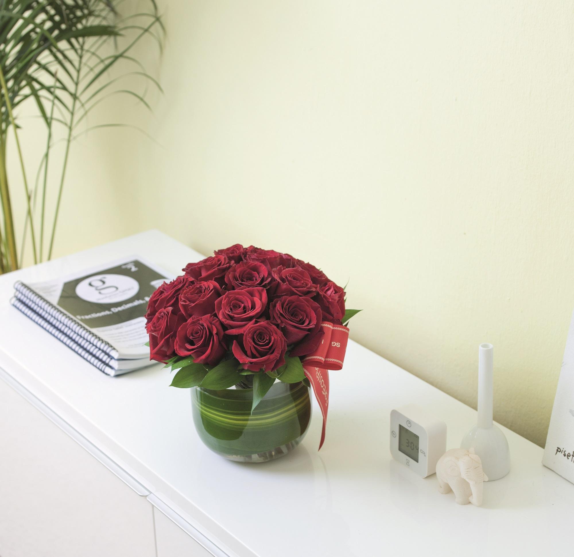 Bouquet de fleurs Arrangement in Vase