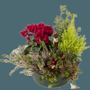 Fleurs deuil Tendre hommage