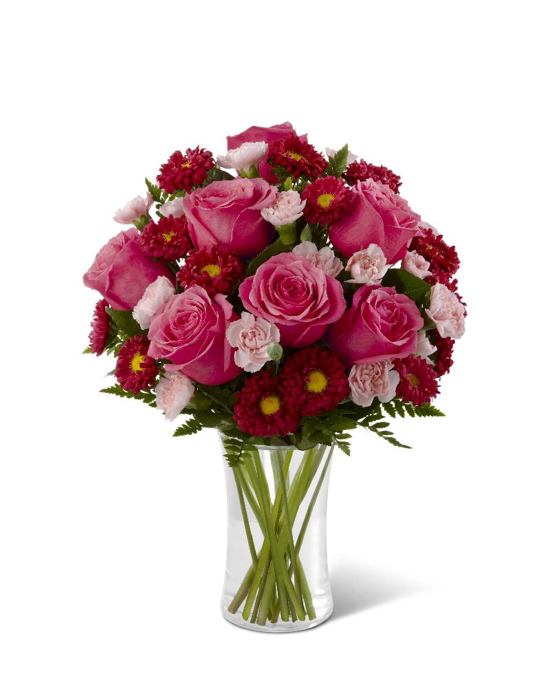 Bouquet de fleurs Precious Heart