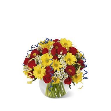 Bouquet de fleurs All For You