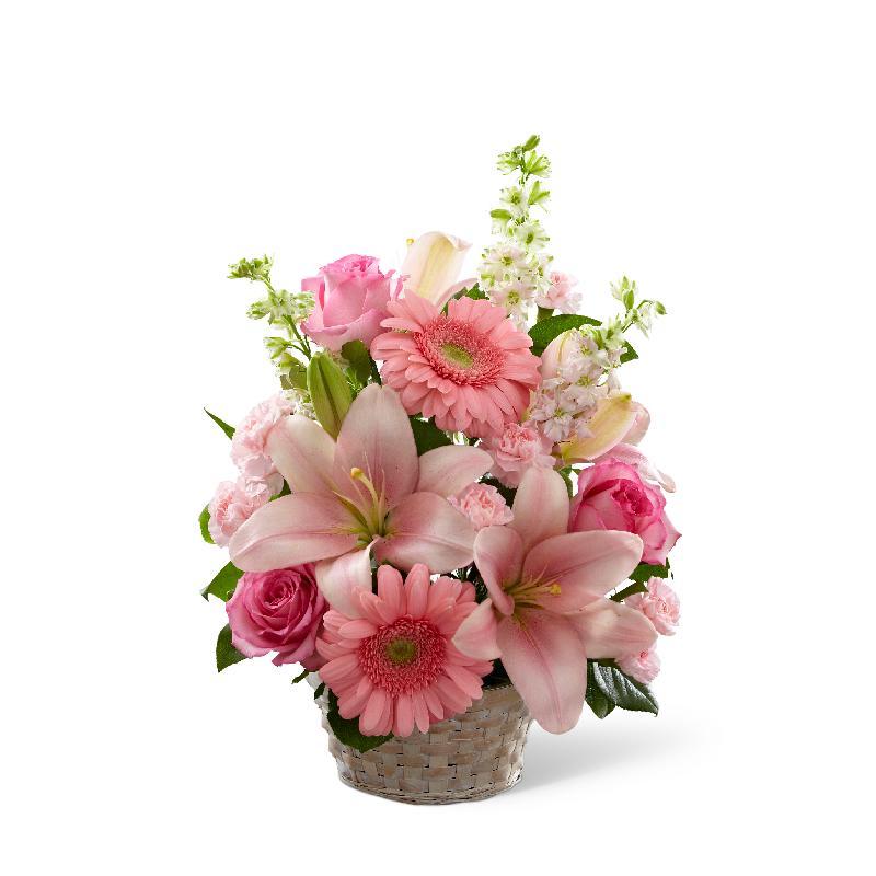 Bouquet de fleurs The FTD Whispering Love Arrangement