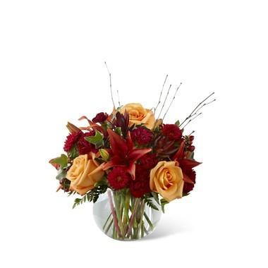 Bouquet de fleurs Autumn Beauty