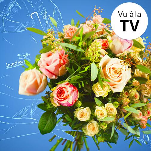Bouquet de fleurs Tendre surprise