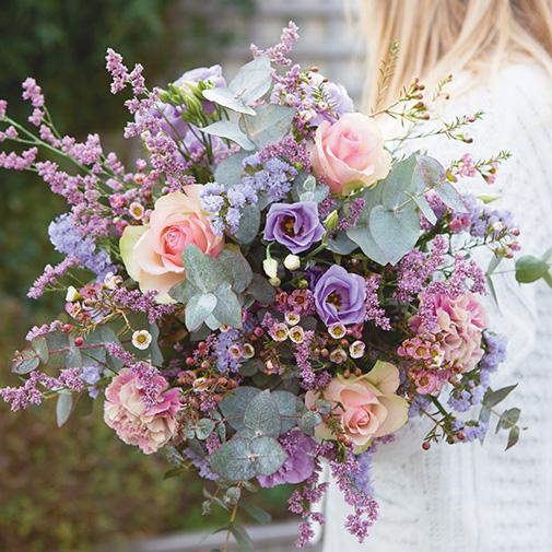 Bouquet de fleurs Agathe