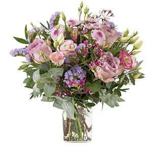 Bouquet de fleurs Ballerine Amour