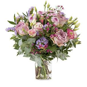 Bouquet de fleurs Ballerine Anniversaire