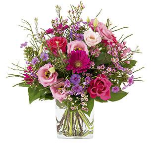 Bouquet de fleurs Esterel Anniversaire