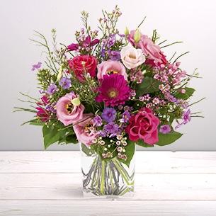 Bouquet de fleurs Esterel Mariage invité