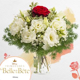 Bouquet de fleurs Eternelle Remerciements